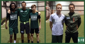 The Soccer Field Academy is proud to announce three of our 2003-born players, Dylan Kropp, Junior Lungu, and Bradley Leonard are taking part in Tottenham ...